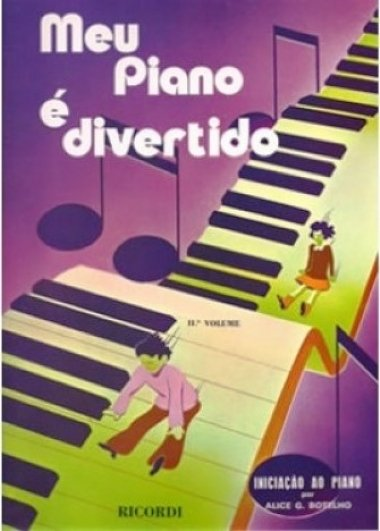 Método Meu Piano é Divertido - Vol 2