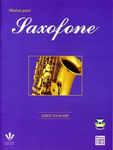 Método Música para Saxofone Jorge Polanuer