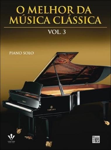 Método O Melhor da Música Clássica - Vol 3