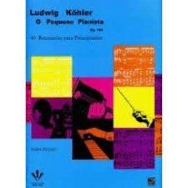 Método O Pequeno Pianista Köhler Ludwing