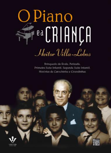 Método O Piano e a Criança Heitor Villa-Lobos