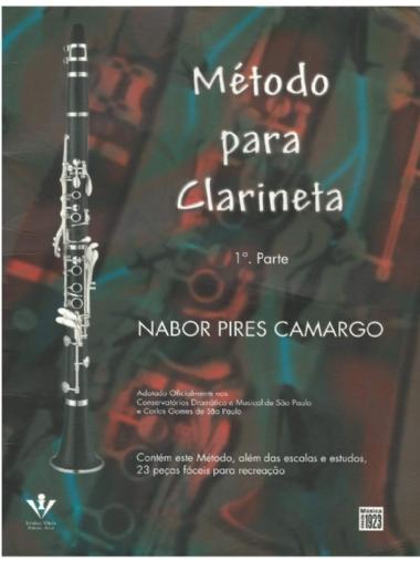 Método para Clarineta - Vol 1