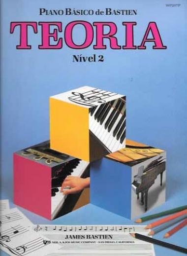 Método Piano Básico de Bastien Teoria - Nível 2
