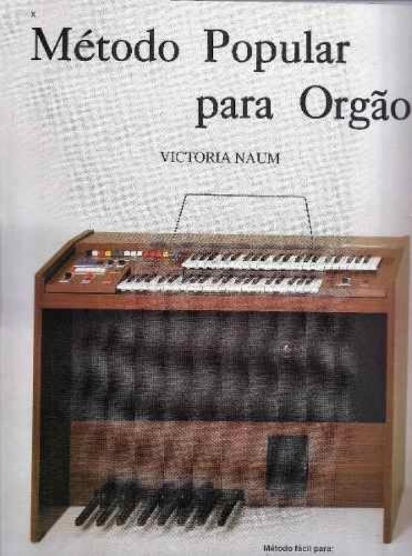 Método Popular para Órgão Victoria Naum