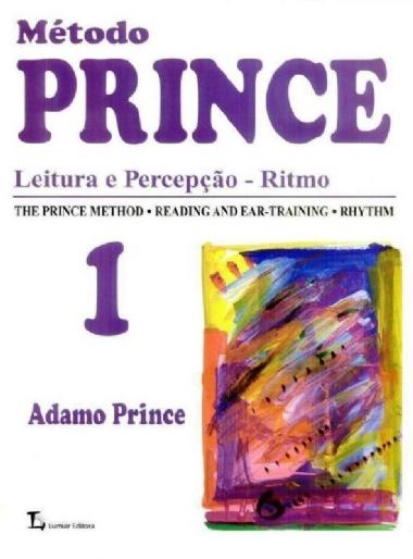 Método Prince Leitura e Percepção - Ritmo