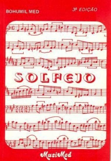 Método Solfejo Bohumil Music Med
