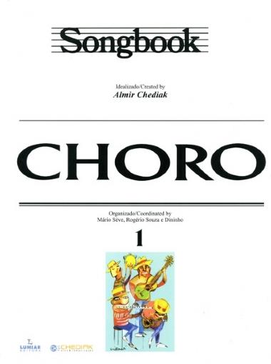Método Songbook Choro - Vol 1