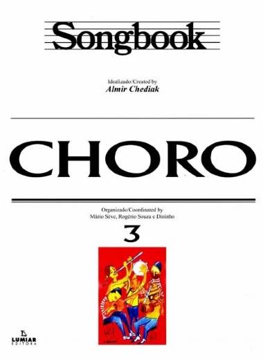 Método Songbook Choro - Vol 3