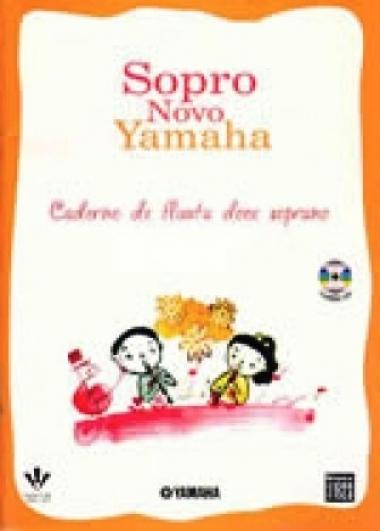 Método Sopro Novo Yamaha Soprano