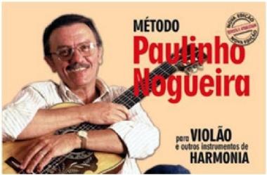 Método Violão e Harmonia Paulinho Nogueira