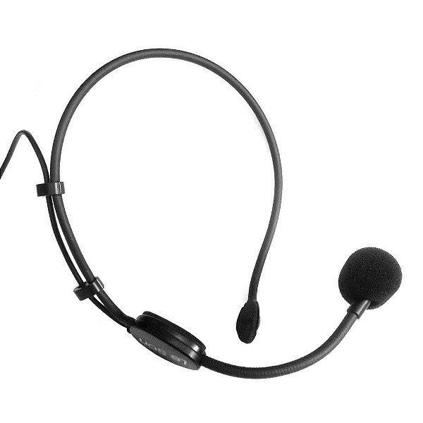 Microfone Avulso Headset Leson HD-75
