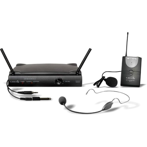 Microfone Headset / Lapela Lyco UH01 HLI