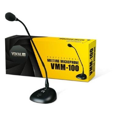 Microfone GooseneckVokal VMM-100