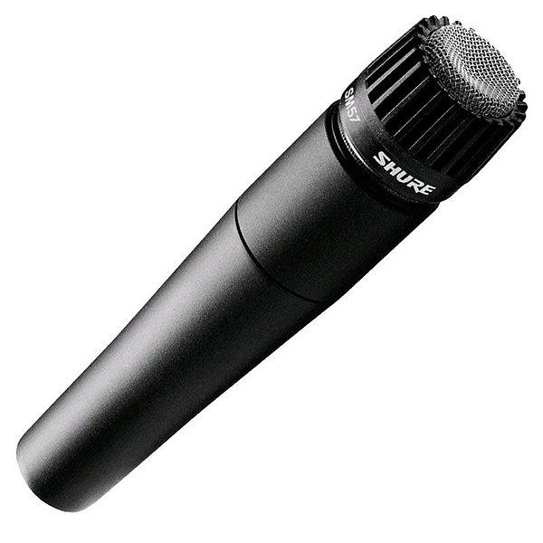 Microfone para Instrumentos Shure SM57LC