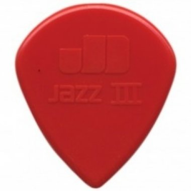 Palheta Jim Dunlop Jazz III