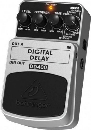 Pedal Digital Delay Behringer DD400