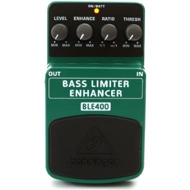 Pedal para Baixo Behringer Bass Limiter Enhancer BLE400