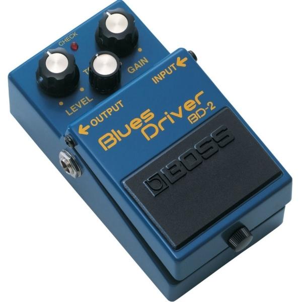 Pedal para Guitarra Boss Blue Drive BD-2