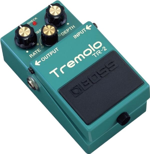 Pedal para Guitarra Boss Tremolo TR-2