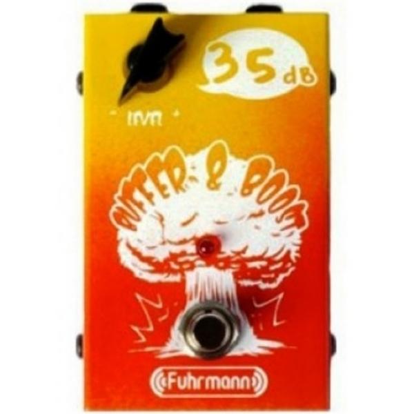 Pedal para Guitarra Fuhrmann Buffer & Boost BB-01