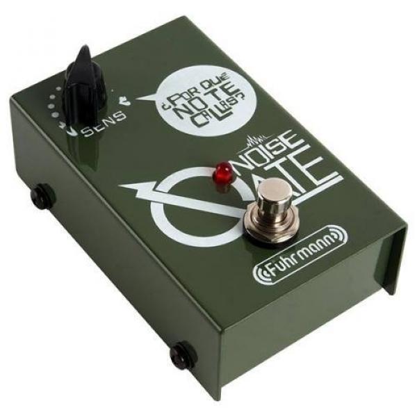 Pedal para Guitarra Fuhrmann Noise Gate NG02