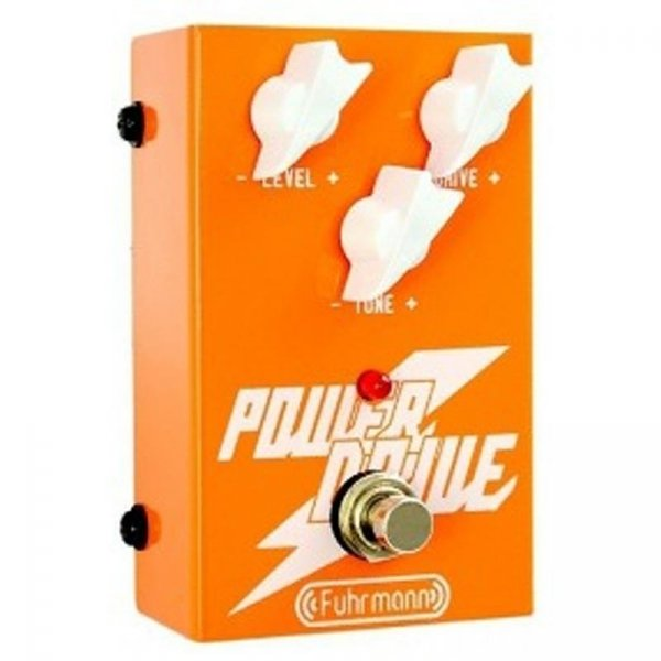 Pedal para Guitarra Fuhrmann PD-02 Power Drive