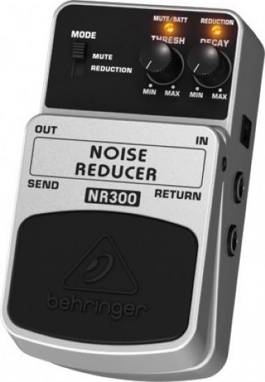 Pedal para Guitarra Noise Reducer Behringer NR300