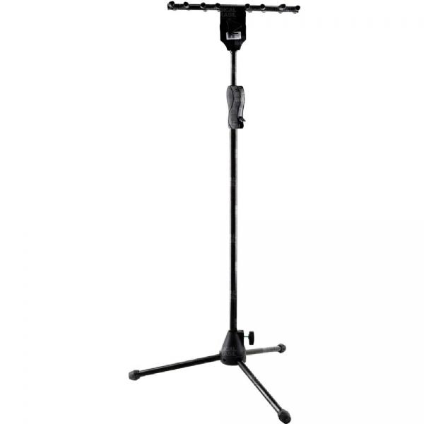 Pedestal para Descanso de 8 Microfones Ibox SM8