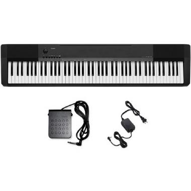 Piano Digital 88 Teclas Casio CDP-135 Preto 7/8