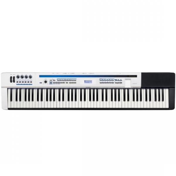 Piano Digital 88 Teclas Casio Stage Privia Px5s We 7/8