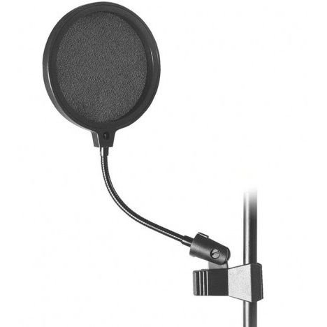 Pop Filter Goose On-Stage Stands ASVS6GB