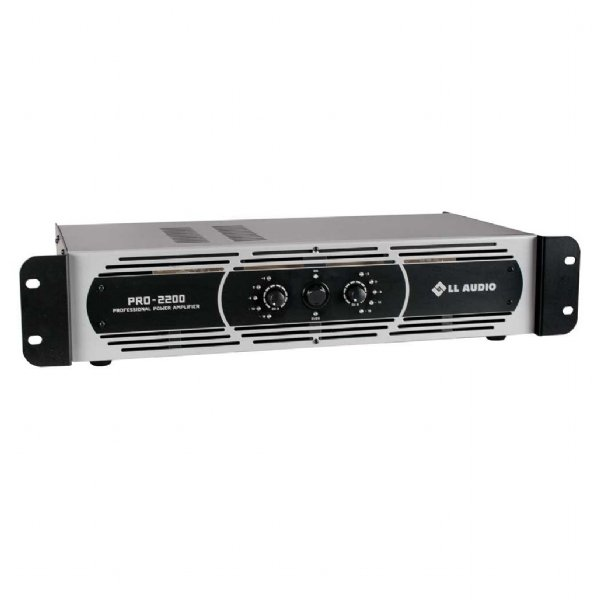 Potência LL Audio Pro 2200 1300W