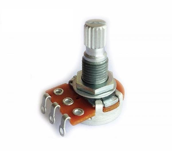Potenciômetro Tone 250KB L15 P25020A