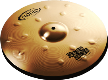 "Prato Hit-Hat 14"" Orion Rage Bass RB14HB / RB14HT"