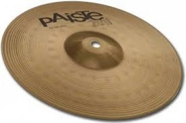 "Prato Splash 10"" Paiste 201 Bronze"