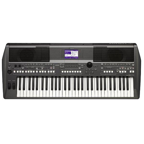 Teclado 61 Teclas Yamaha PSR-S670 BRA 5/8