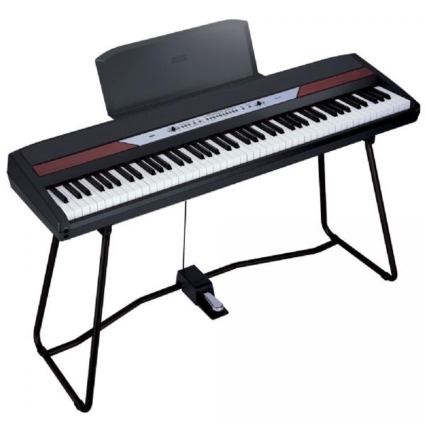Teclado 88 Teclas Korg Piano SP250 7/8