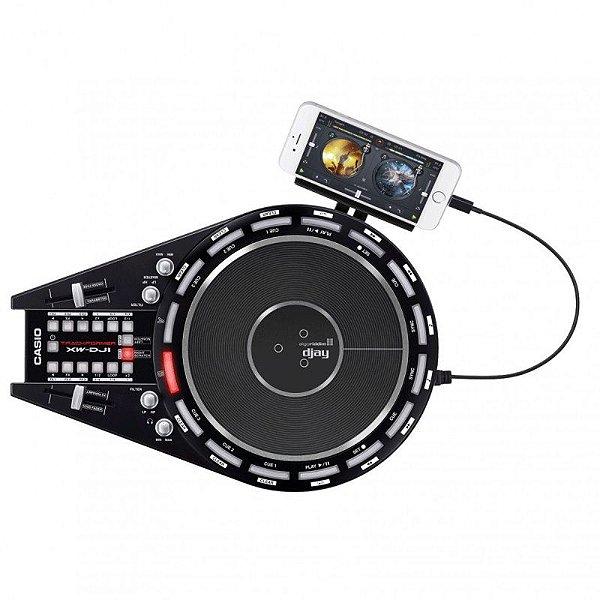 Controlador para DJ Casio Trackformer XW-DJ1