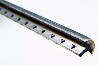 Traste para Violão Jumbo Alpaca Dunlop 6T2/6110