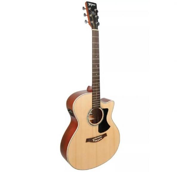Violão Elétrico Aço Tagima TW29 Woodstock NS
