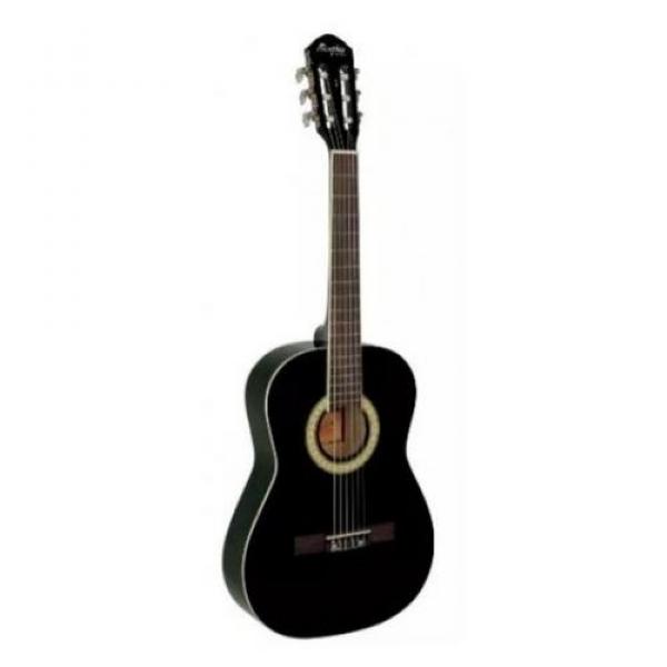 Violão Juvenil Acústico Nylon Memphis AC-34 3/4 Preto