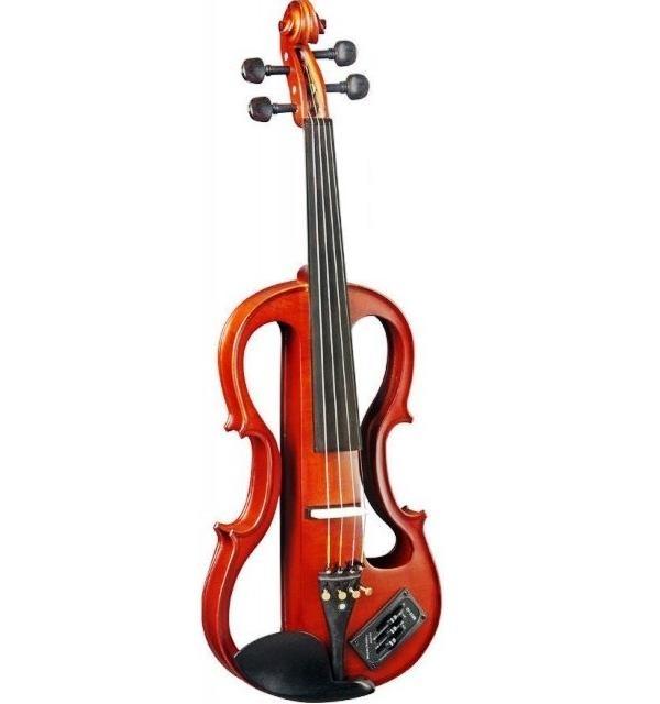 Violino 4/4 Eagle Elétrico EV744