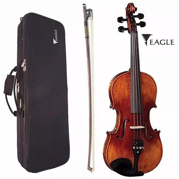 Violino 4/4 Eagle Profissional VK644 Envelhecido