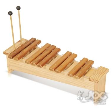 Xilofone Orff Sustenido Soprano Jog Music P2200