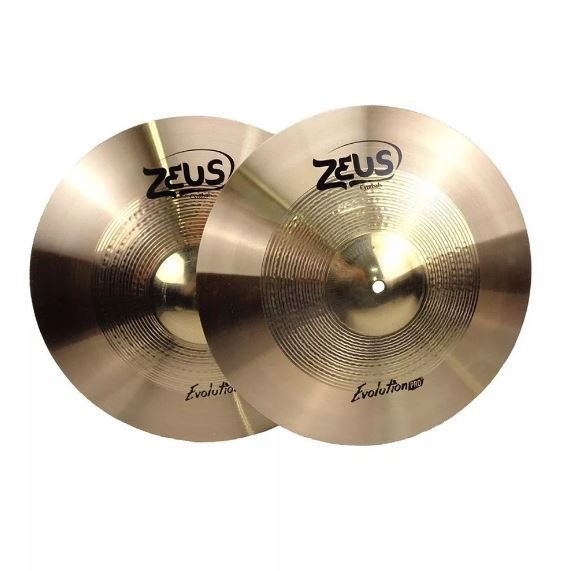 "Prato Hit-Hat 14"" Zeus Evolution Pro B10"