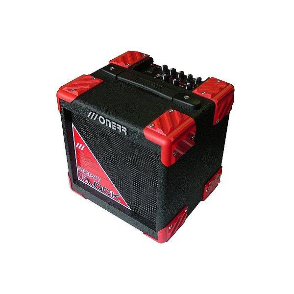 Amplificador Violão e Teclado Onerr Block 20BA 20W