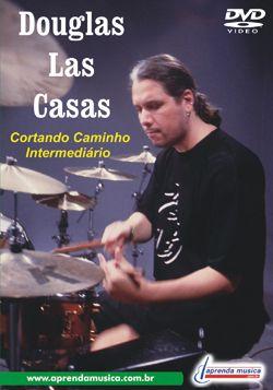 DVD Cortando o Caminho Intermediário Douglas las Casas
