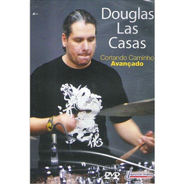 DVD Cortando o Caminho Avançado Douglas las Casas