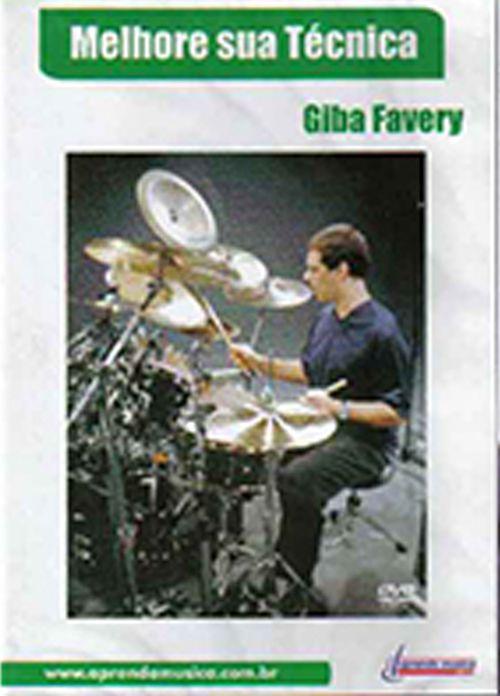 DVD Melhore sua Técnica Giba Favery