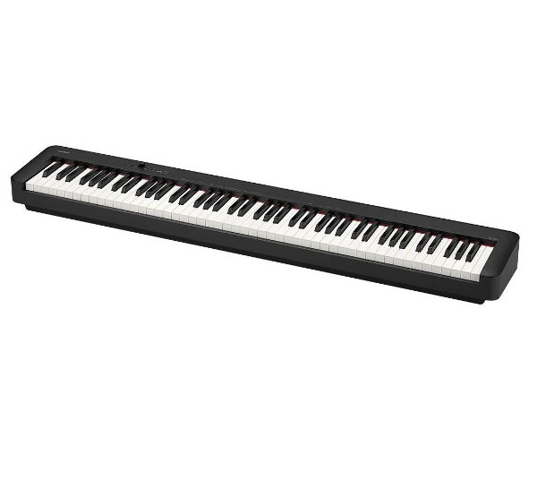 Piano Digital 88 Teclas Casio CDP-S100 Preto 7/8